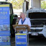 Karen Andrews at GC101 launch