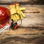 Safety equipment for the construction industry