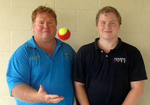 Darien thrives in administration traineeship following Work for the Dole Program