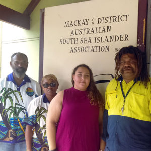 Andersyn excels in administration traineeship following Work for the Dole Program