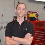Goldcoast Youth Harry Brickles at Grand Motors