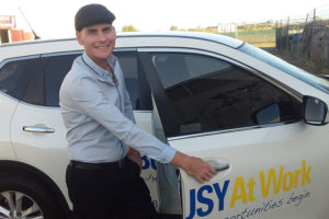 BUSY At Work's Alan Kent is Ready to Make a Difference in Gladstone