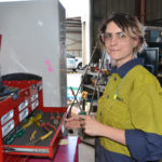 Anika Fritze-Shanks - Mechanical Apprentice at City of Gold Coast