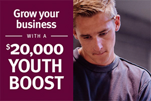 Queensland Government's Back to Work $20,000 Youth Boost Payments